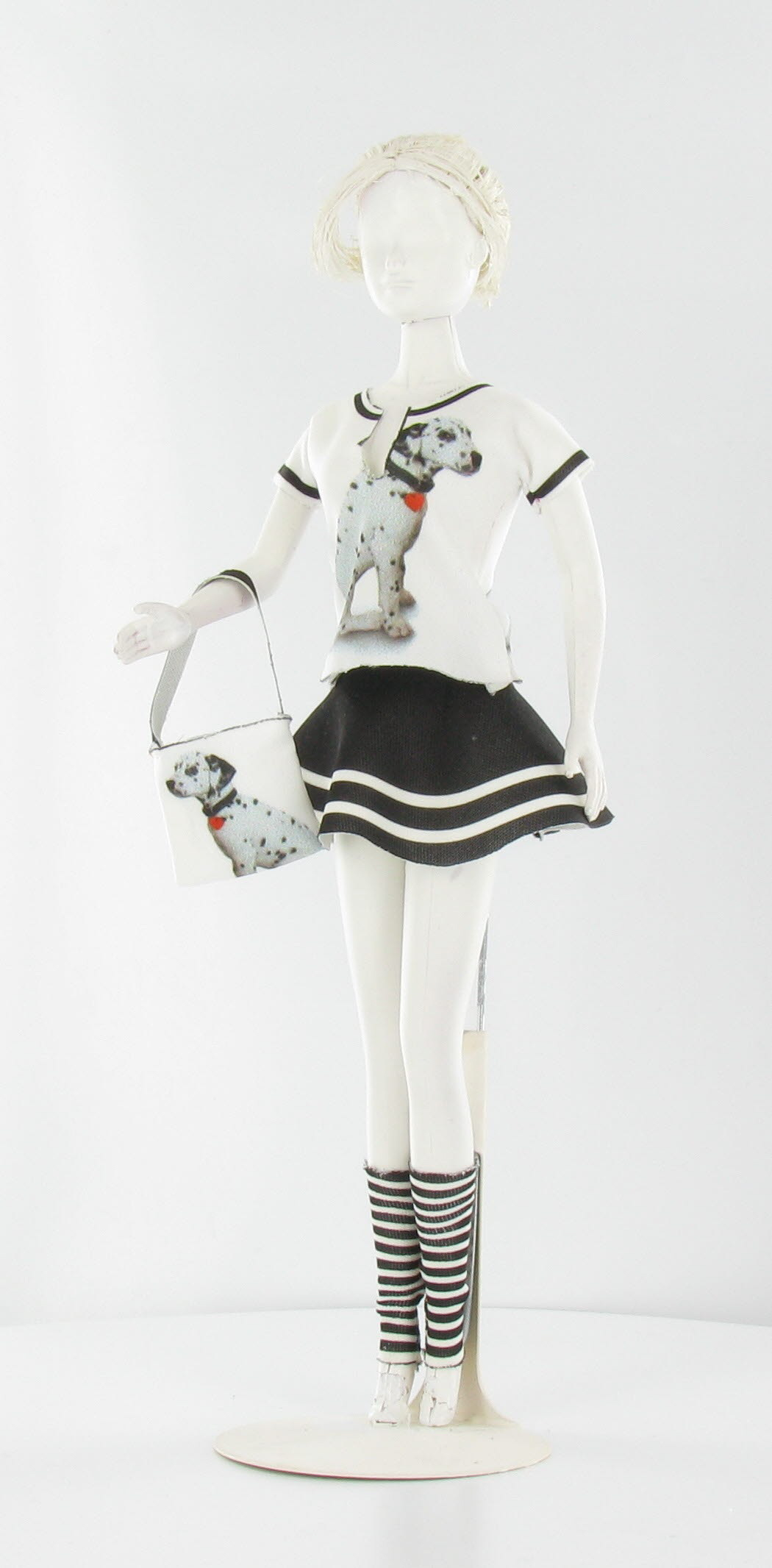 Dress Your Doll - Tiny Dalmation